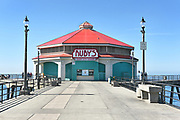 Rubys Diner Huntington Beach Pier