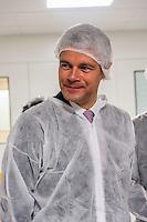 Laurent Wauquiez et Gerard Colomb inaugure le nouveau site du laboratoire pharmaceutique Aguettant a Lyon<br /> Apres 3 ans de travaux et 22 millions d&rsquo;euros d&rsquo;investissement, le nouveau siege du Laboratoire Aguettant regroupe aujourd&rsquo;hui les fonctions sieges, un site de production, une plateforme R&amp; D et un laboratoire de controle qualite, le tout a la pointe des dernieres technologies<br /> Le laboratoire Aguettant, cree il y a plus d'un siecle, fournit aux  professionnels de sante des medicaments injectables innovants, repondant aux besoins de fiabilite et de securite d'administration.L&rsquo;un d&rsquo;entre eux, l&rsquo;Apokinon, est utilise dans le traitement de la maladie de Parkinson