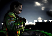 Photo By Michael R. Schmidt.Danica Patrick before the start of the Dollar General 300 at Chicagoland Speedway in Joliet.