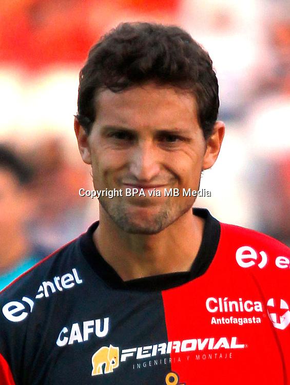 Chile Football League First Division - <br /> Scotiabank Tournament 2016 - <br /> ( Club de Deportes Antofagasta ) - <br /> Alejandro Alfredo Delfino