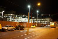 14 JUN 2010, BERLIN/GERMANY:<br /> Baustelle fuer den Neubau des Bundesnachrichtendienstes, BND, Chausseestrasse<br /> IMAGE: 20100614-02-021