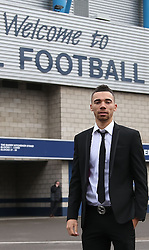 Millwall's Ryan Fredericks arrives at The Den after his loan from Spurs - Photo mandatory by-line: Robin White/JMP - Tel: Mobile: 07966 386802 18/01/2014 - SPORT - FOOTBALL - The Den - Millwall - Millwall v Ipswich Town - Sky Bet Championship