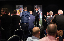 Worcester Warriors host a Sporting Dinner with Nigel Owens MBE - Mandatory by-line: Robbie Stephenson/JMP - 26/01/2017 - RUGBY - Sixways Stadium - Worcester, England - Nigel Owens Dinner