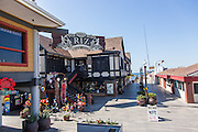 Maison Riz French Japanese Cuisine and Gift Shops on Redondo Beach Pier