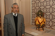 .Mohammad Sadiq Dauzai, Consul General of Afghanistan.The New-York Histoircal Society.Opening of:Woven Splendor from Timbuktu to Tibet: Exotic Rugs and Textiles from New York Collectors