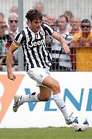 Paolo De Ceglie, Saint Vincent 17/7/2013 <br /> Partita amichevole Juventus vs Dilettanti Valdostani<br /> Football Calcio 2013/2014 Serie A<br /> Foto Marco Bertorello Insidefoto
