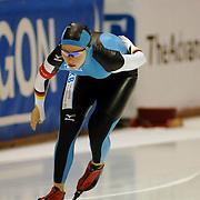 NLD/Heerenveen/20051203 - World Cup schaatsen 2005, Licille Opitz