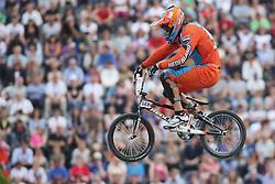 08-08-2012 FIETSCROSS: OLYMPISCHE SPELEN 2012 BMX: LONDEN<br /> Twan van Gendt<br /> ***NETHERLANDS ONLY***<br /> ©2012-FotoHoogendoorn.nl
