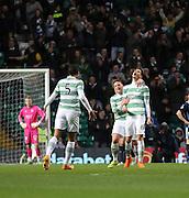 Celtic's Nir Biton joy after scoring sensational goal -  Celtic v Dundee - SPFL Premiership at Celtic Park<br /> <br /> <br />  - © David Young - www.davidyoungphoto.co.uk - email: davidyoungphoto@gmail.com
