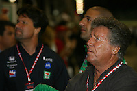 Mario Andretti, XM Satellite Radio Indy 300, Homestead Miami Speedway, Homestead, FL, USA, 3/24/2007