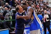 DESCRIZIONE : Sassari LegaBasket Serie A 2015-2016 Dinamo Banco di Sardegna Sassari - Giorgio Tesi Group Pistoia<br /> GIOCATORE : Jarvis Varnado<br /> CATEGORIA : Fair Play Postgame Ritratto<br /> EVENTO : LegaBasket Serie A 2015-2016<br /> GARA : Dinamo Banco di Sardegna Sassari - Giorgio Tesi Group Pistoia<br /> DATA : 27/12/2015<br /> SPORT : Pallacanestro<br /> AUTORE : Agenzia Ciamillo-Castoria/C.Atzori