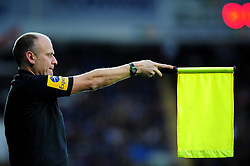 Cardiff City are denied a goal due to offside - Photo mandatory by-line: Dougie Allward/JMP  - Tel: Mobile:07966 386802 15/12/2012 - SPORT - FOOTBALL -  Championship -  Cardiff-  New Cardiff City Stadium  -  Cardiff City v Peterborough United