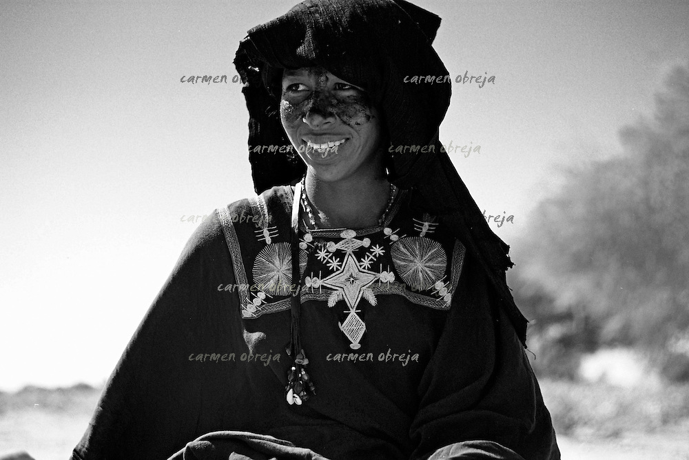 traditional tuareg outfit
