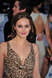 © licensed to London News Pictures. London, UK  22/05/11 Hannah Tointon attends the BAFTA Television Awards at The Grosvenor Hotel in London . Please see special instructions for usage rates. Photo credit should read AlanRoxborough/LNP