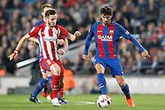 FC Barcelona vs Atletico Madrid - 7 Feb 2017