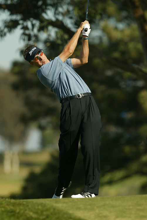 Robert Allenby..2004 Buick Invitational.Third Round.Torrey Pines GC.La Jolla, CA.Saturday, February 14, 2004..Photograph by Darren Carroll
