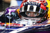 VETTEL Sebastian (Ger) Red Bull Renault Rb10 ambiance portrait during the 2014 Formula One World Championship, Japan Grand Prix from October 3rd to 5th 2014 in Suzuka. Photo Clement Marin / DPPI