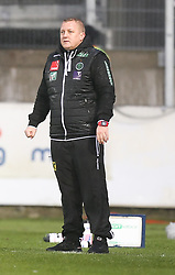 10.03.2019, TGW Arena, Pasching, AUT, 1. FBL, LASK vs FC Wacker Innsbruck, 21. Runde, im Bild Trainer Thomas Grumser (FC Wacker Innsbruck) // during the tipico Bundesliga 21th round match between LASK and FC Wacker Innsbruck at the TGW Arena in Pasching, Austria on 2019/03/10. EXPA Pictures © 2019, PhotoCredit: EXPA/ Roland Hackl