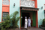 IHSANIYYAH ARABIC COLLEGE on Peer Saibo Street, off Dam Street, in Colombo. near Hultsdorf