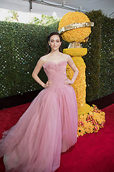 January 6, 2019 - Beverly Hills, California, United States of America - Emmy Rossum attends the 76th Annual Golden Globe Awards at the Beverly Hilton in Beverly Hills, California on  Sunday, January 6, 2019. HFPA/POOL/PI (Credit Image: © Prensa Internacional via ZUMA Wire)