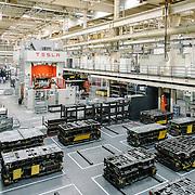 Tesla Factory in Fremont, CA | Lufthansa Magazine