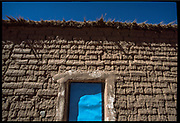 Blue Door, La Paz, Bolivia, 2003