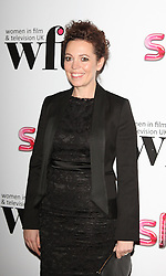 OLIVIA COLMAN during the Women In Film & Television Awards 2012 held at the Hilton, London, England, December 7, 2012. Photo by i-Images.