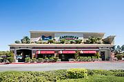 Carrabba's Italian Grill, restaurant exterior, Las Vegas, Nevada, USA