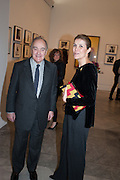 LORD PETER PALUMBO; LADY PALUMBO, Opening of Bailey's Stardust - Exhibition - National Portrait Gallery London. 3 February 2014