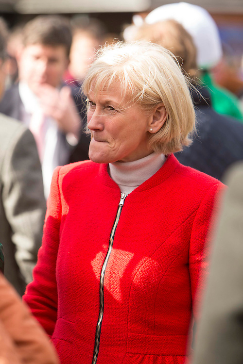 Horse Racing - Fairyhouse Easter Festival, Monday 28th March 2016<br /> Denise Foster<br /> Photo: David Mullen /www.cyberimages.net / 2016