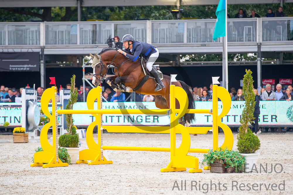 Gerben Morsink - Alliante Z<br /> FEI World Breeding Jumping Championships for Young Horses 2016<br /> © DigiShots