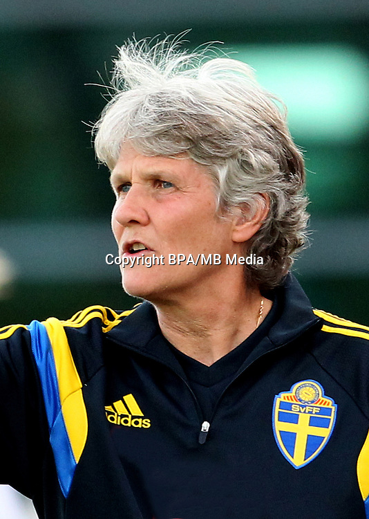 Fifa Woman's Tournament - Olympic Games Rio 2016 -  <br /> Sweden National Team - <br /> Pia Sundhage - DT of Sweden