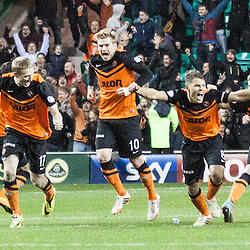 Hibs v Dundee United | Scottish League Cup | 29 October 2014