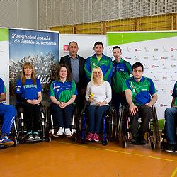 20170406: SLO, Paralympic - Press conference, Paralympic committe of Slovenia