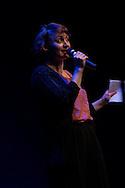 Fra markeringen av frivillighetsdagen, i Stjørdal kino, mandag 5. desember 2011.