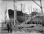 1954 – 26/08 Launching of Irish Ferries