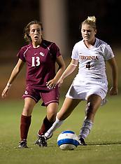 20071004 - #5 Virginia v Florida State (NCAA Women's Soccer)