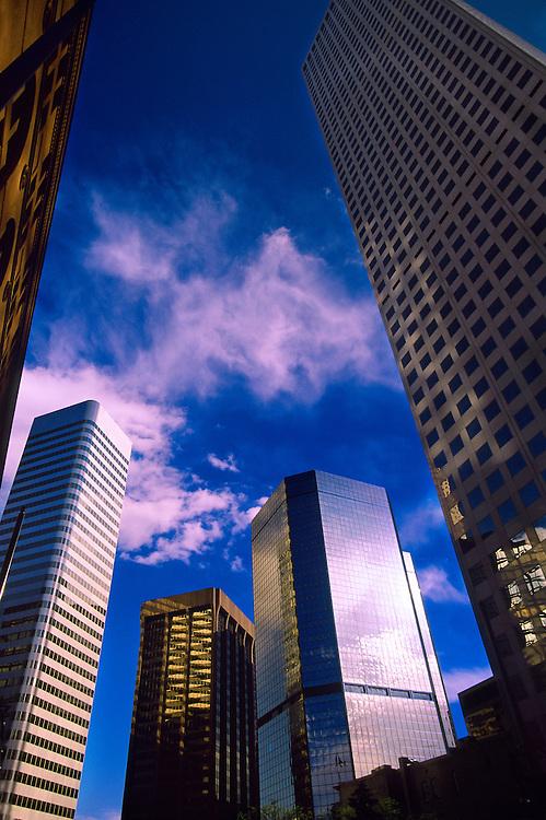 Skyscrapers, Downtown Denver, Colorado