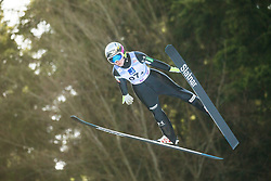 KLINEC Ema during First round on Day 1 of FIS Ski Jumping World Cup Ladies Ljubno 2020, on February 22th, 2020 in Ljubno ob Savinji, Ljubno ob Savinji, Slovenia. Photo by Matic Ritonja / Sportida
