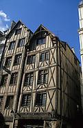 PR527 Buildings Architecture in Paris