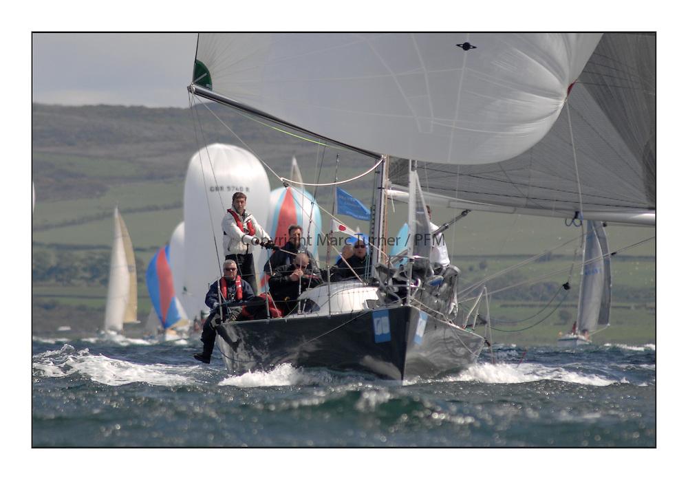 Brewin Dolphin Scottish Series 2012, Tarbert Loch Fyne - Yachting - Day 3 ..GBR4334L ,Absolutely 2 ,Kelly/Bramall ,Port Edgar YC ,Mumm 36.