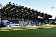 The JD Stadium before  the EFL Sky Bet League 1 match between Bury and Sheffield Utd at the JD Stadium, Bury, England on 2 January 2017. Photo by Mark Pollitt.