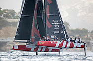 2016 GC32 Racing Tour, Marseille OneDesign. 14 Oktober 2016, GC32 Racing Tour.