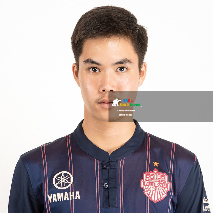 THAILAND - JUNE 26: Thanison Paibulkijathroen #82 of Buriram United on June 26, 2019.<br /> .<br /> .<br /> .<br /> (Photo by: Naratip Golf Srisupab/SEALs Sports Images/MB Media Solutions)