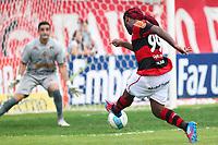 20120401: MACAE, RIO DE JANEIRO,  BRAZIL - Player Wagner Love scores during Flamengo Vs Bangu match for Campeoonato Carioca (Carioca cup) held at Moacyrzao stadium <br /> PHOTO: CITYFILES