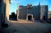 Mali - Djenné - Patrimoine mondial de l'UNESCO - Maison Maïga - Maison de style toucouleur