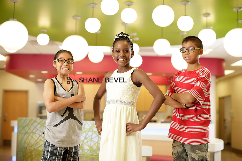 5/26/17 3:14:14 PM --  Sickle Cell Patients photographed for the St. Jude brochure. <br /> <br /> Photo by Shane Bevel