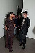 SERENA REES; PAUL SIMONON, Nothing Matters. Damien Hirst exhibition. White Cube. Mason's Yard. London. 24 November 2009
