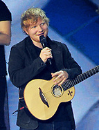 15.12.2017; Milan, Italy: ED SHEERAN<br />