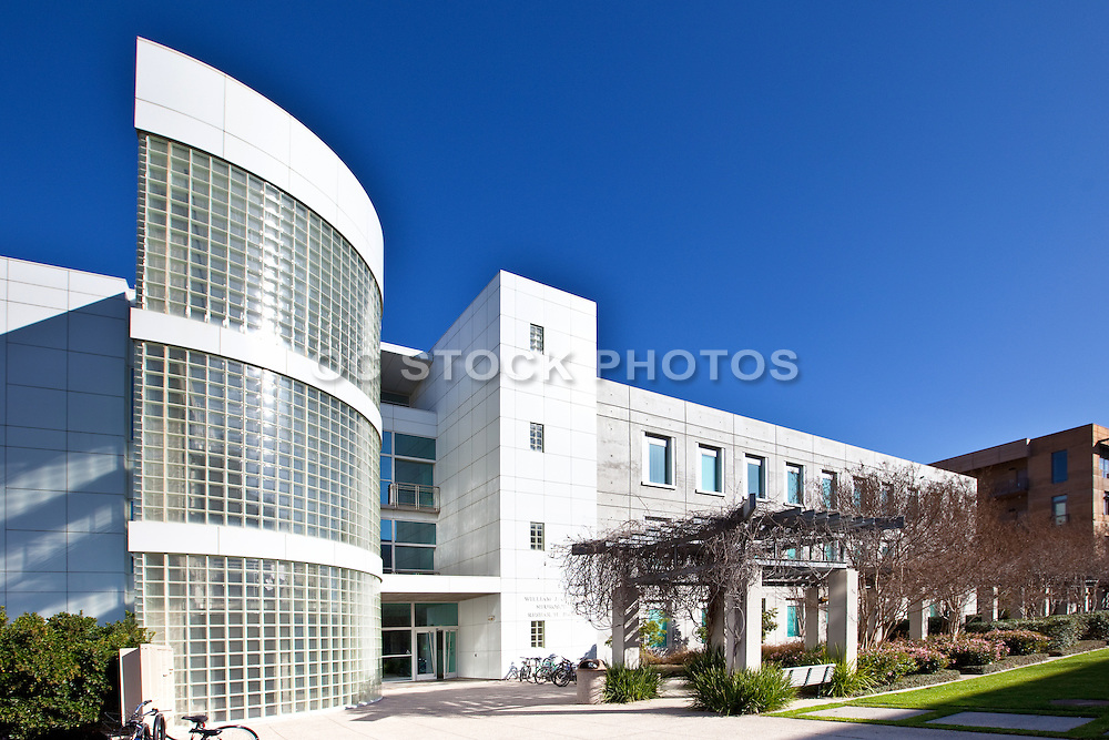William J. Gillespie Neuroscience Research Facility at UC Irvine